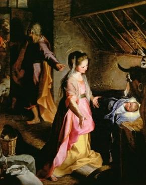 artista del giorno 31 – Federico Barocci testimone del S.Natale